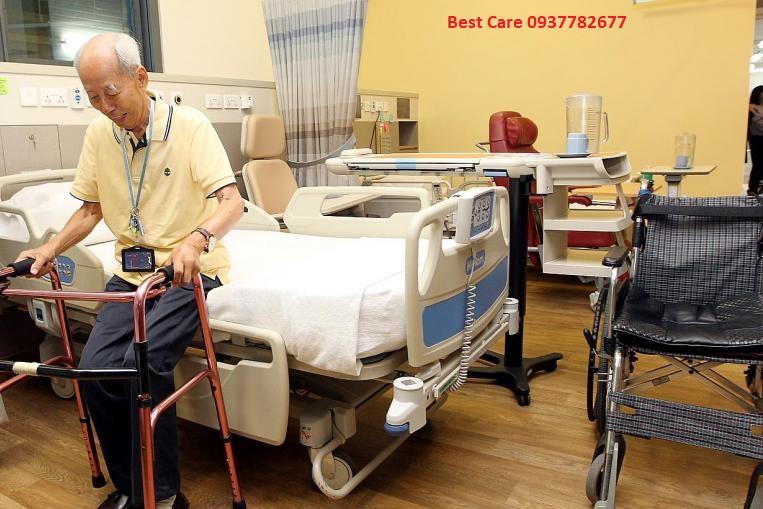 chăm sóc bệnh nhân đột quỵ
